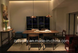 Móveis de sala de jantar em madeira de estilo moderno