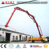 Preço em o abastecedor concreto montado da maquinaria de construção 32m caminhão chinês