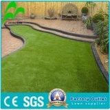 Alfombra artificial multicolora del rodillo de la hierba de la altura de interior y al aire libre de 10-70m m