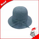 Chapéu colorido de Sun da fita com Bowknot