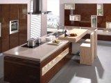 De moderne Hoge Glanzende Fabrikant van de Keukenkast van de Lak (zz-067)