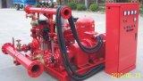 750gpm ULはHorisontalのディーゼル機関の分割された包装の火ポンプNfpa20標準をリストした