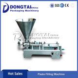 Halbautomatische heißer Paprika-Soße-Füllmaschine