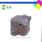 Крышка головки цилиндра запасных частей хода S1115 Changfa 4 тепловозная