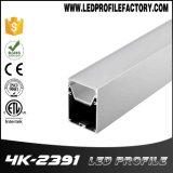 4239의 천장 LED 가벼운 알루미늄 밀어남 알루미늄 LED 단면도