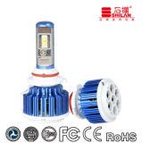 최신 판매 T3 9005 9006의 LED 자동 전구 자동차 점화