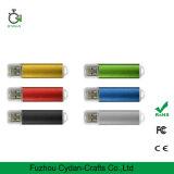Цветастая память 16GB ручки USB металла