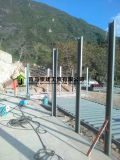 Construção de estrutura de aço móveis prefabricadas