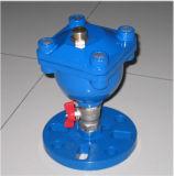 Roheisen-automatisches einzelnes Kugel-Mikrodruckluftventil