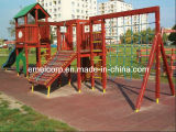 Rubber tegels Outdoor Playground