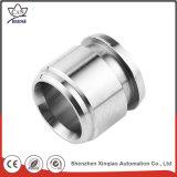 回転予備アルミニウム金属CNCの機械化の部品