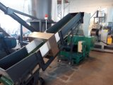 Machine de recyclage de granulés en plastique et extrudeuse granulée en plastique