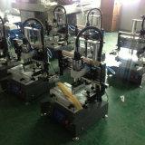 Tabletop Silk Bildschirm-Flachbettdrucker für Verkauf