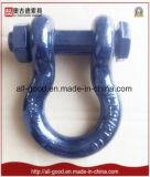 チンタオの索具のスプレーによって塗られる造られた安全ボルトの弓手錠
