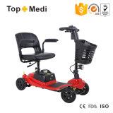 Vespa eléctrica de la movilidad del plegamiento ligero Handicapped del dispositivo 2017 para lisiado y los ancianos