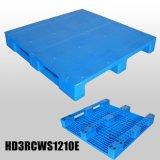 fácil resistente de la industria alimentaria 1200X1000 limpiar la paleta plástica de China
