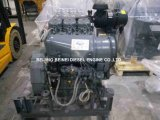 Rad-Ladevorrichtung Beinei Luft abgekühlter Dieselmotor Deutz F3l912