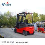 Nuovo carrello elevatore elettrico a quattro ruote della Cina 2 tonnellate da vendere con un albero facoltativo delle 3 fasi, spostamento laterale