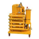 Altamente precisas de vácuo duplo usado óleo dielétrico de depuração (ZYD-200)