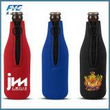 Suporte da lata de cerveja do Zipper para o presente relativo à promoção