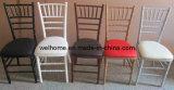 Cadeira de madeira de Chiavari