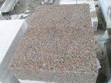 G562 Tegels van de Bevloering van de Plak van de Esdoorn de Rode Graniet Opgepoetste