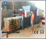 Pressa per balle a porta chiusa orizzontale approvata del Ce per il riciclaggio della plastica (HM-1)