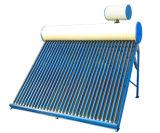 Calentador de agua solar de la bobina de cobre con el tanque auxiliar