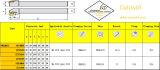 Cutoutil Pwlnr/L 1616h16 voor Staal Hardmetal die Standaard het Draaien Hulpmiddelen aanpassen