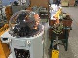 Tampa acrílica plástica personalizada das Metade-Esferas