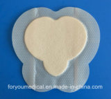 Diabetic Care Adhesive Border Foam Dressing 1을%s 향상된 Wound Dressing