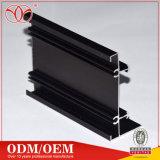 Profilo di alluminio resistente all'acqua di prezzi poco costosi per la finestra di scivolamento, armadio da cucina, portello dell'armadio, decorazione (A116)