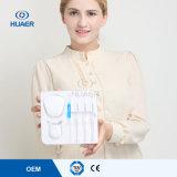 El más nuevo diseño Huaer Blanqueamiento de Dientes Blanqueamiento de dientes Productos Gel 0,1% a 44% de los dientes que blanquean el gel Cp