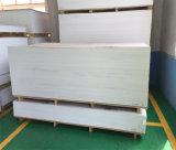 Scheda dura della gomma piuma del PVC Celuka per la fabbricazione degli armadi da cucina