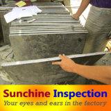 Marmo, mattonelle di ceramica e servizi di controllo di qualità delle ardesie del granito in Cina