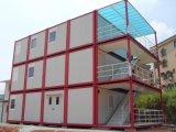 2018 Pacote de planos de baixo custo para o prédio de escritório de casa de contentores