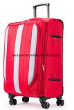 """Il tessuto durevole 16 di Oxford del fornitore della fabbrica """", 20 """", 24 """", insieme universale della valigia dei bagagli di corsa delle 28 """" rotelle, abitudine fa insaccare/argomento del carrello per lo scatto"""