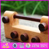 Novo Design 2016 crianças brincar de bloqueio de madeira W02A167