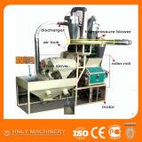 Máquina de la molinería del trigo de la eficacia alta de Uganda