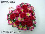 Fleur artificielle - Rose (BTW045498)
