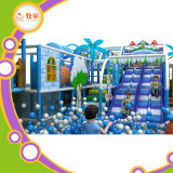 Kind-weiches Innenspielplatz-Fiberglas-Plättchen-Gerät