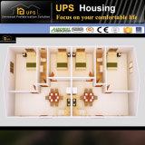 Bajo costo de la venta de la casa prefabricada caliente de la casa