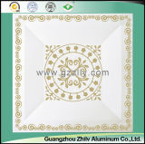 Tarjeta de aluminio del techo del metal del diseño decorativo profesional con ISO9001