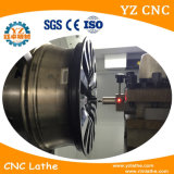 싼 중국 합금 바퀴 CNC 선반 - 다이아몬드 절단 바퀴 변죽 수선은 기계를 선반으로 깎는다