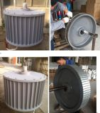 20kw 3 генератор 220V постоянного магнита участка 170rpm одновременный