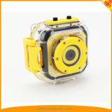 防水小型子供のスポーツの処置のカメラ