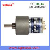 Juguete eléctrico motor de corriente continua de la caja de engranajes