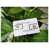 Достигните пластичной карточки обломока карточки PVC смарт-карты