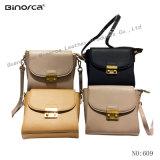 현대 작은 Handbag Cross 형식 PU 숙녀 시체운반용 부대 조정가능한 어깨끈은 아주 많은 것을%s 널리 장소를 쓴다