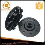 5 roda de moedura concreta do copo do diamante do segmento da polegada S da polegada 7
